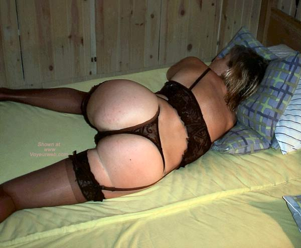 Pic #1 - Wife In Black