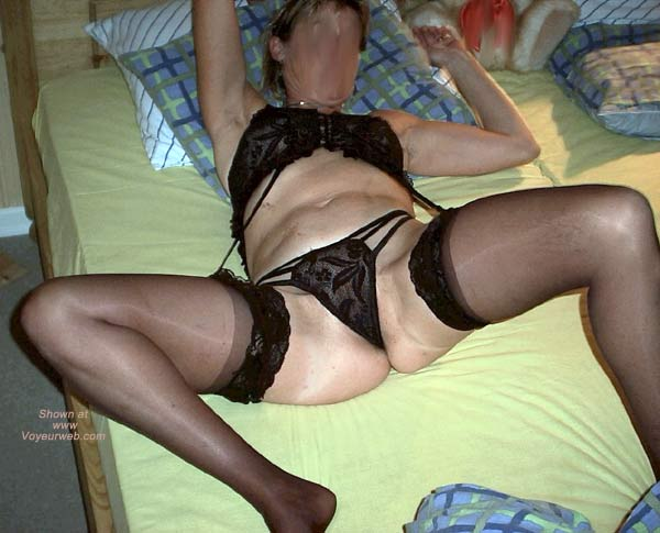 Pic #3 - Wife In Black