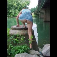 Dixie Flashing at Bridge