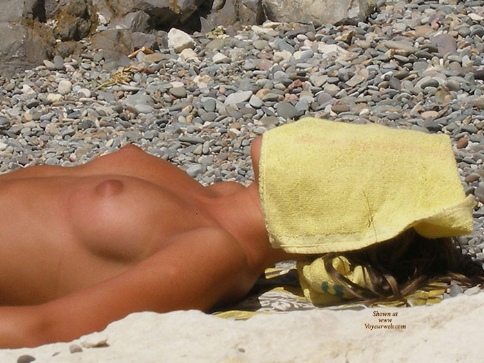 Pic #1 - Puffy Tanned Nipples - Natural Tits, Perfect Tits, Topless Beach, Topless, Beach Tits, Beach Voyeur , Sunbathing On Beach, Nubile Nipples, Evenly Tanned Body, Tan Body, Pretty Tan Nipples, Medium Tanned Breasts, Puffy Nipples, Beach Boobs, Topless Side View