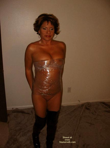 Pic #1 - All Wraped And Tied Up