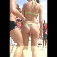 Brazil Sunblock Couple.