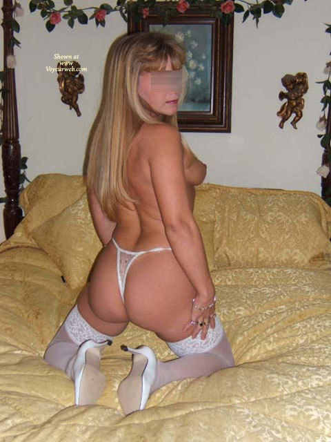 Pic #1 - Damn Fine Way To Spend An Evening! , Desirae,Ass,Tits,Pussy,Shaved