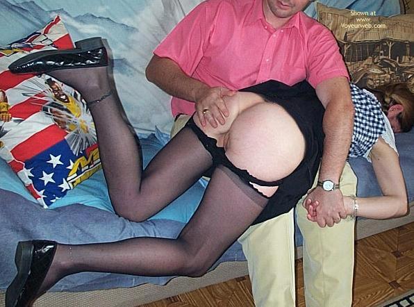 Pic #6 - Spanking Monica