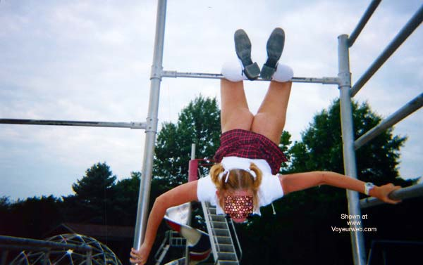 Pic #1 - College Playground Fun