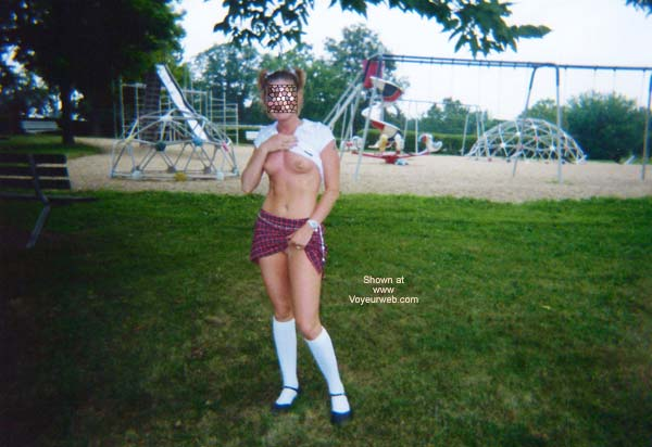 Pic #2 - College Playground Fun