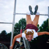 College Playground Fun
