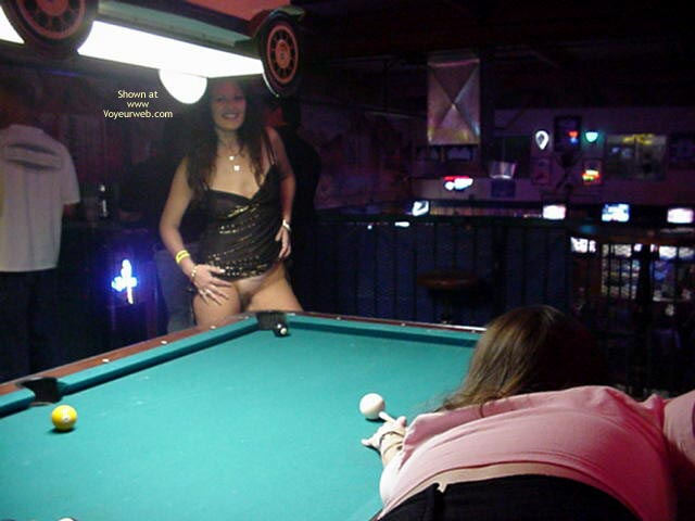 Pic #2 - Patricia'S Public Flashing Playing Pool