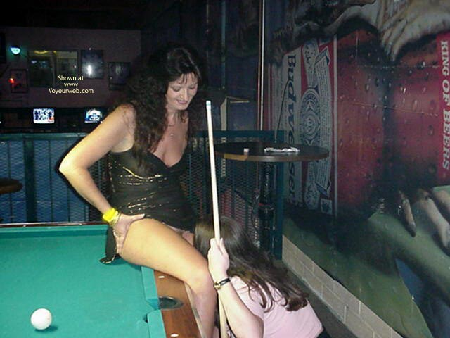 Pic #6 - Patricia'S Public Flashing Playing Pool