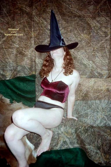 Pic #4 - Naughty Witch