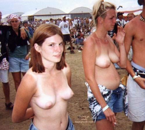 Pic #6 - The Return of Woodstock '99