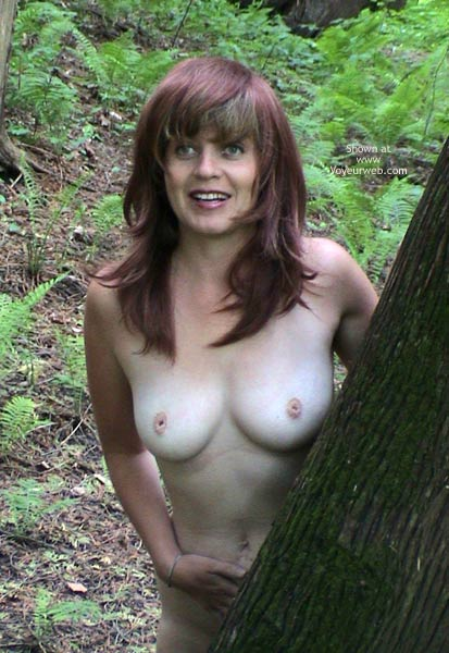Pic #3 - Sadie in The Woods
