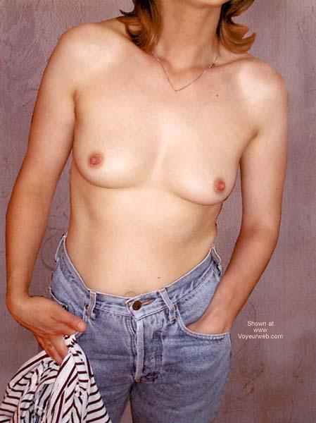 Pic #1 - Elodie's Tits 38 yo