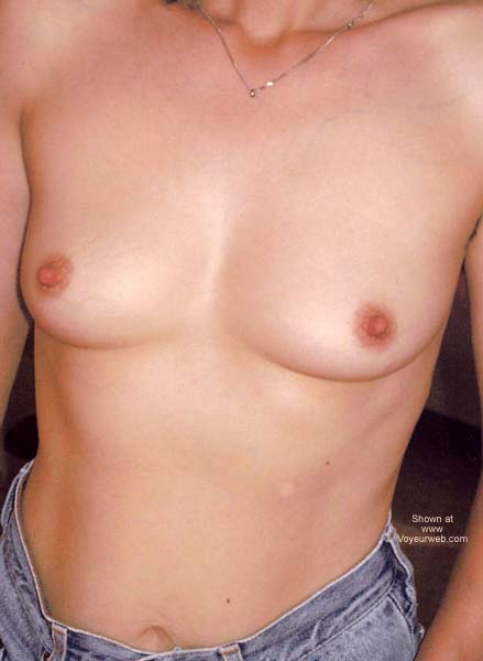 Pic #2 - Elodie's Tits 38 yo