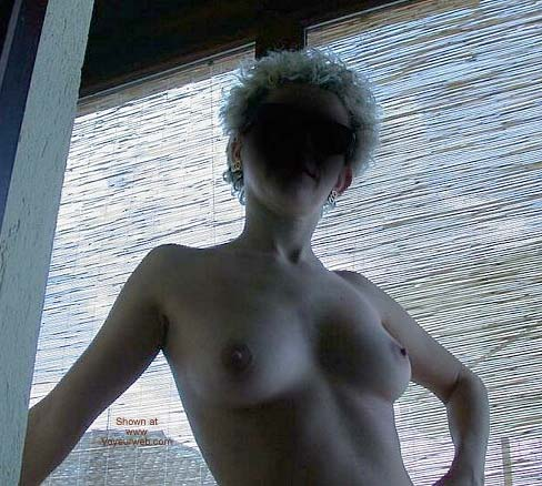 Pic #8 - Wife in New House