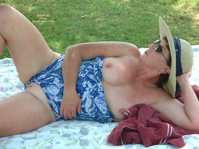 Pic #2 - My 50 Year Young Wife