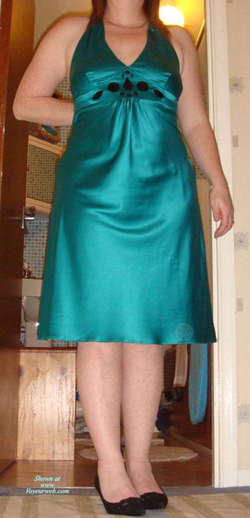 Pic #1 - Emerald Green , Just Got Myself A New Dress