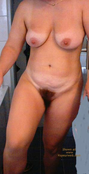 Pic #3 - Wife After Bath
