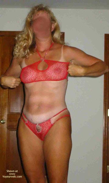 Pic #1 - Tammy In Red