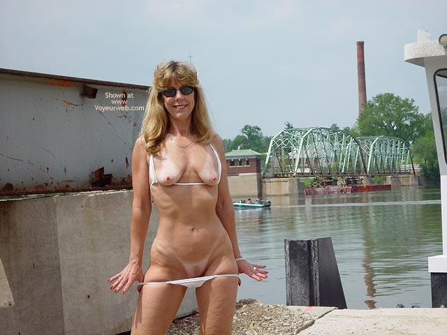 Pic #5 - Natasha Finds Bridge Out!