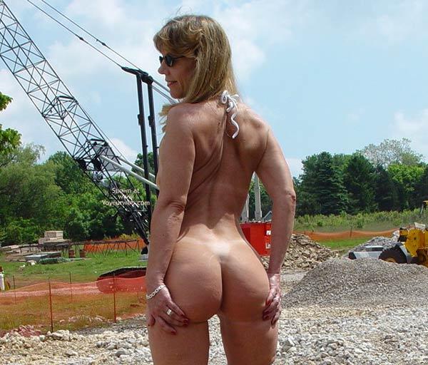 Pic #9 - Natasha Finds Bridge Out!