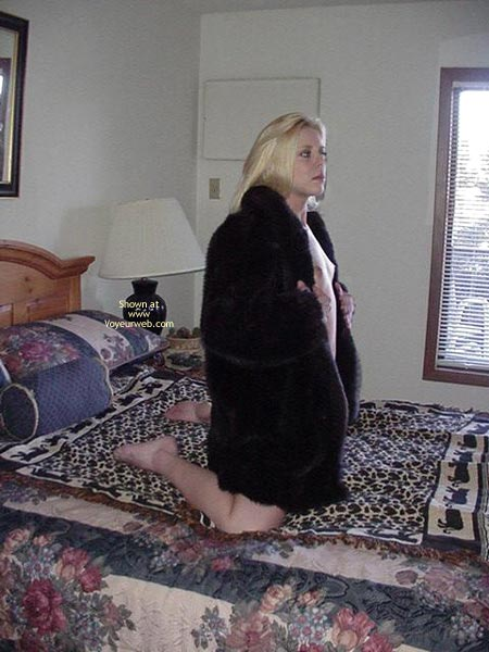 Pic #1 - Ana In Fur