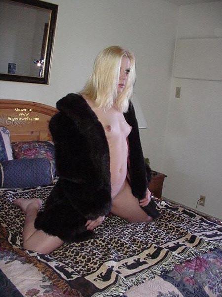 Pic #3 - Ana In Fur
