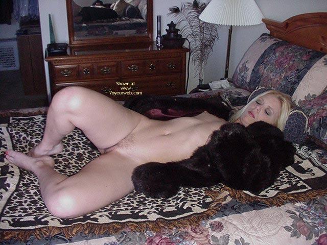 Pic #7 - Ana In Fur