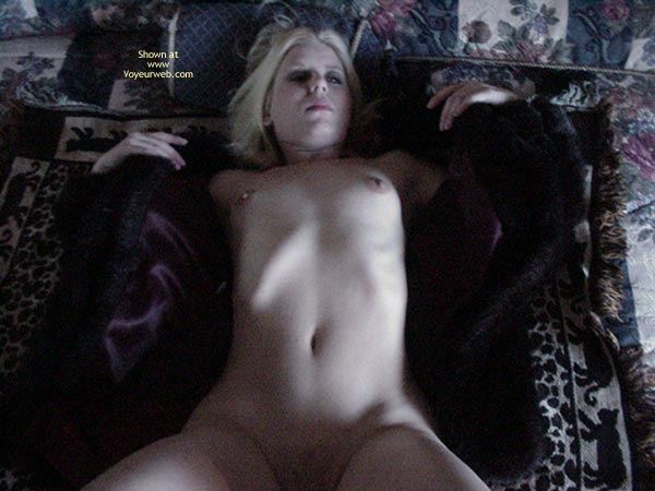 Pic #8 - Ana In Fur