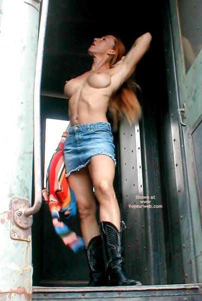 Pic #5 - Kim4kate Trainspotting
