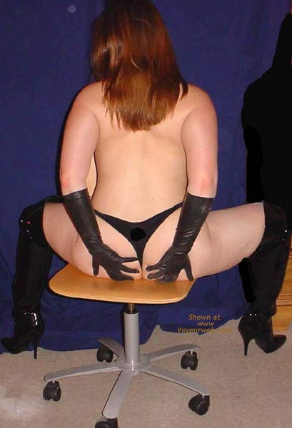 Pic #3 - Ms Whippy's Get's Clamped