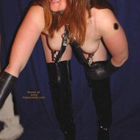Ms Whippy's Get's Clamped