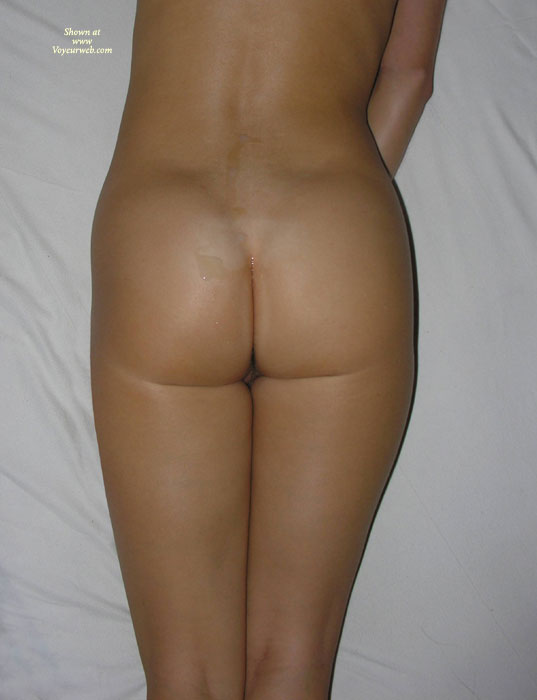 Pic #1 - My Cumcovered Ass , I Like To Get As Much Cum As Possible.