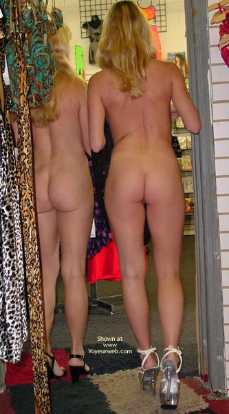 Pic #9 - *Sn Chris And Taija Need Some Clothes 2