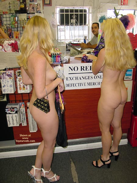 Pic #10 - *Sn Chris And Taija Need Some Clothes 2