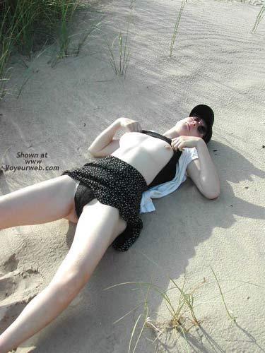 Pic #2 - Mara From Germany at Beach