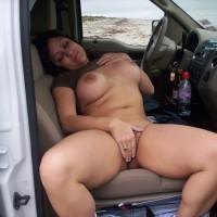 Nude Milf - Black Hair, Dark Hair, Large Breasts, Milf, Naked Girl, Nude Amateur