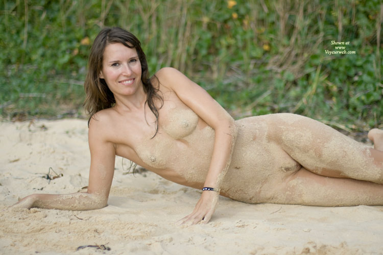 Pic #1 - Sand Encrusted Nude - Brunette Hair, Long Hair, Small Breasts, Small Tits, Looking At The Camera, Naked Girl, Nude Amateur , Laying On The Beach, Sand Stuck All Over, Smiling At Camera, Sandy Bush, Nude On A Beach, Outside Posing Nacked Covered By Sand, Lying On Beach, Long And Leggy, Sexy Brunette Covered In Sand, Brunette Long Hair, Sand On Snatch, Sandy Vagina, Sweet Smile, Lying On The Sand, Sexy Tall Gal On Beach, At The Beach, Nude On Beach, Slim And Trim