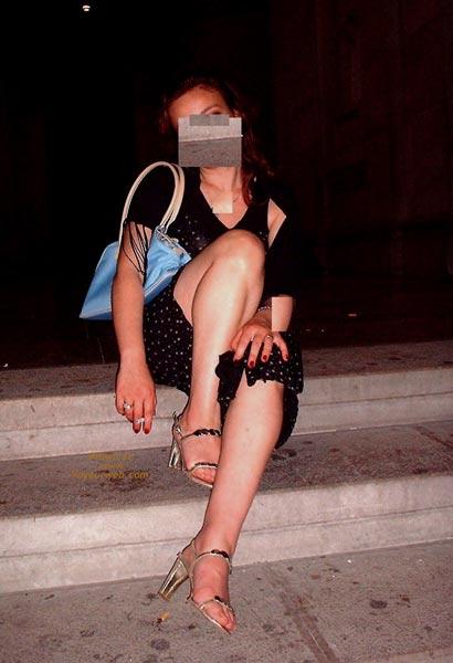 Pic #1 - No Panties