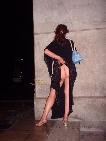 Pic #5 - No Panties