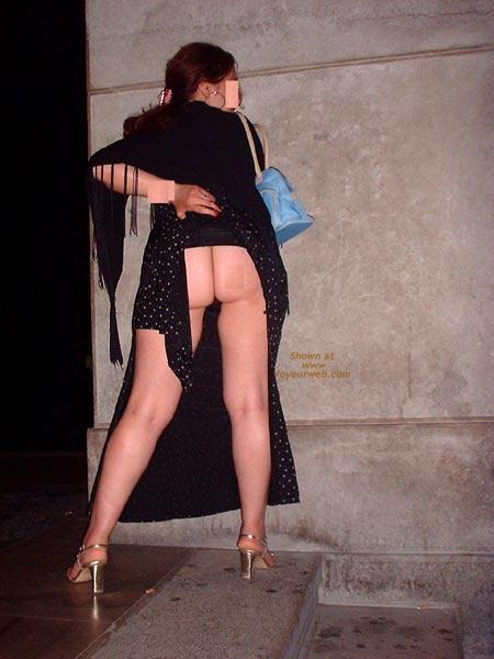 Pic #6 - No Panties