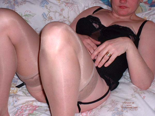Pic #1 - *NT Wife in Black Lace