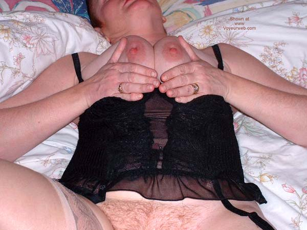 Pic #3 - *NT Wife in Black Lace