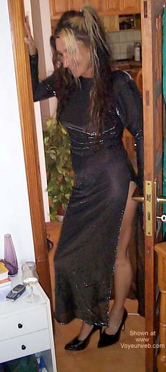 Pic #2 - *GG See Thru Dress With Jane