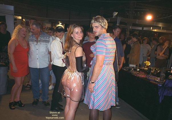 Pic #3 - *Sn Jenny Meeting A Funny Transvestite