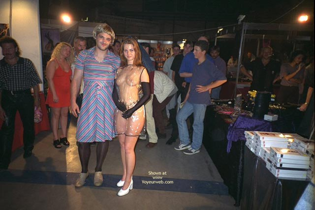Pic #4 - *Sn Jenny Meeting A Funny Transvestite