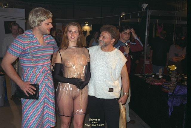 Pic #5 - *Sn Jenny Meeting A Funny Transvestite