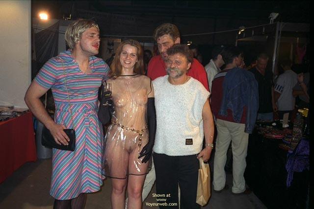 Pic #6 - *Sn Jenny Meeting A Funny Transvestite