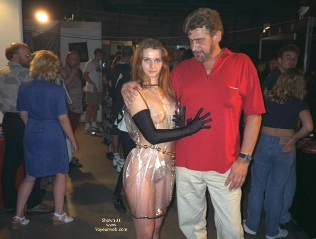 Pic #7 - *Sn Jenny Meeting A Funny Transvestite