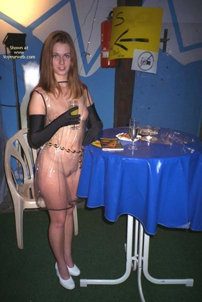Pic #9 - *Sn Jenny Meeting A Funny Transvestite